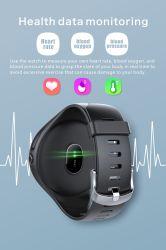 Newest Ai Smartwatch with Bluetooth Headphone Heart Rate Blood Pressure Monitor Smart Wristband Long Time Standby Sport Samrt Watch