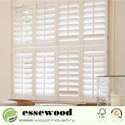 Wholesale Home Window Decoration PVC Or Wood Plantation Shutter