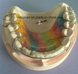 Retainer / Appliance Made in Minghao Dental Lab