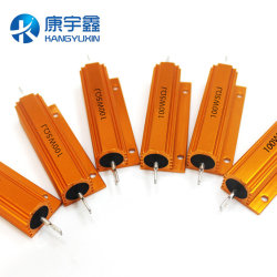 500W Wire Wound Load Power Aluminum Shell Resistor