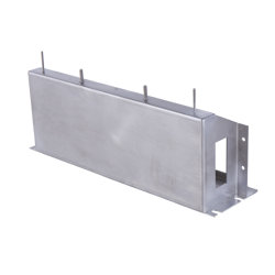 Customized Stainless Steel Sheet Metal Part EMI Shielding Stamping for PCB Board