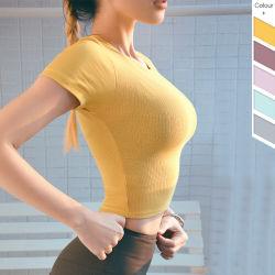 China Supplier Cheap Fashion Clothing Casual Cotton T Shirt Sports Apparel Wholesale Custom