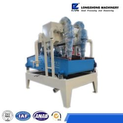 High Quality Single Deck Slurry Processing Machine