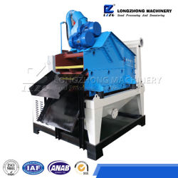 Mud Desander Separator for Shield Slurry Processing