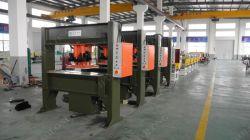 25t Hydraulic Travelling Head Cutting Machine/ Cutting Press/Die Cutting Machine/Punching Machine