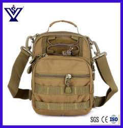 Outdoor Tactical Camouflage Chest Package Military Handbag Single Shoulder Bag (SYSG-1856)