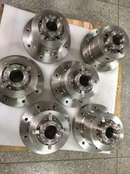 Cartridge Seal for Coal Slurry Pump, Metal Bellows Mechanical Seal