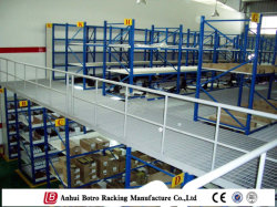 Warehouse Steel Storage Industrial Platform Price Rack
