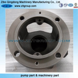 Goulds 3196 ANSI Process Chemical Pump Casting Parts for Sand Casting
