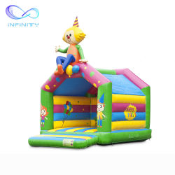 Nouvelle piscine gonflable château gonflable Bounce House Jumping petites Bouncy Bouncer gonflables pour enfants