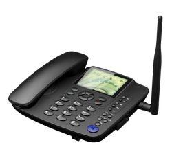 3G HSPA+ 21Mbps Dl Big exibir 3G WCDMA Programa-quadro fixado o telefone sem fio com hotspot WiFi e Bluetooth