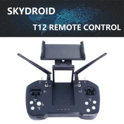 Skydroid T12 20 كم من الفئة Professional Drone وUAA 2.4 جيجا هرتز Digital نظام فيديو عن بعد للتحكم عن بعد ومترابط