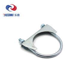 Les colliers de serrage à usage intensif pour les vis les vis de bride d'échappement U flexible du tuyau d'antenne TV