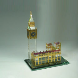 3D 結晶モデル (M3)