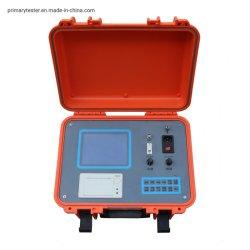 Localizador de falla en el cable recorrido del cable de detección de instrumento de prueba del sistema de rastreo