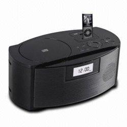 altoparlante del bacino del iPod con la porta del USB e la scanalatura di SD/MMC (SH-ID-022)