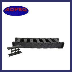 Mini torno mecânico Towline plástico a corrente de arrasto de cabo para impressora 3D