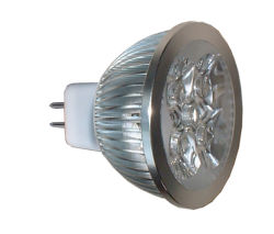 MR16 4W Ampoule de LED avec la CE (GN-HP-CW1W4-MR16)