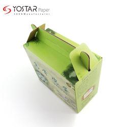 Биоразлагаемой упаковки бумаги гофрированный картон днгод портативный яйцо Подарочная упаковка