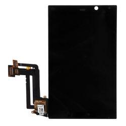 Affichage LCD du téléphone cellulaire Pantalla complet avec écran tactile LCD de l'Assemblée du numériseur pour Blackberry Z10