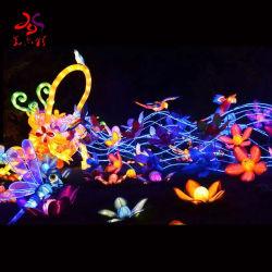 Для использования вне помещений Китайский праздник луны фонарики гигантский фонарь шоу на открытом воздухе