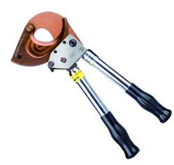 Cliquet de haute qualité Coupure de câble J52 coupe-fil à cliquet mécanique pince coupe cable coupe