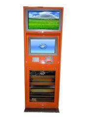 각자 서비스 ATM 간이 건축물을%s 자동 입출금기 벽