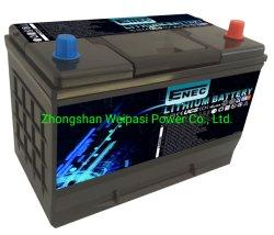 12,8V80AH lithium LiFePO4-batterij nominale spanning 12 V, max. impulsontlaadstroom 800 A/<10S