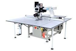 Jeehe Cabeça rotativa de modelo de máquina de costura de roupas com laser