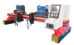 Heißes verkaufendes populäres Portable CNC-Plasma und Flamme-Ausschnitt-Maschine für h-Träger
