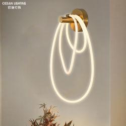 Современным минималистским гостиной спальне LED Настенные светильники