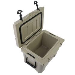 Guter Verkaufs-China-Hersteller PET Kühlvorrichtung-Kasten für Fischen