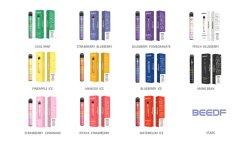 800 inhalaciones de Vapor Stick marca OEM de la luz de flash Vape mayorista Ecig pluma desechable E-cigarrillo