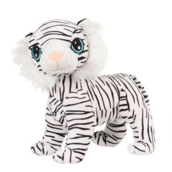 Peluche tigre de peluche personalizados baratos animales suaves Peluches para niños