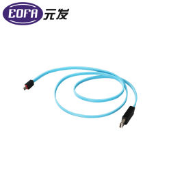 USB aan het Laden van de Telefoon van de Micro- Kabel van Gr de Vlakke Kabels van Gegevens