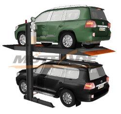 Véhicule à 2 postes spéciaux Équipement de garage Ascenseur Parking voiture Coût