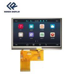 Ronen RG-T430mini-18P für Fahrzeug Solar Power Rearview LCD Monitor 4,3inch LCD-Bildschirm/St7282/Ili6485/6480bq