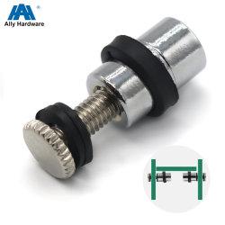 Eisen Single Head Holder Regal Unterstützung für Möbel Glasschrank