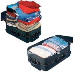 حقيبة سفر مزودة بتفريغ قابل للطي، حقيبة مساحة، حقيبة تفريغ مضغوطة