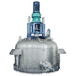 De Ce Erkende Roestvrij staal Geageerde Fabrikant van de Filter Nutsche voor Chemische Industrie