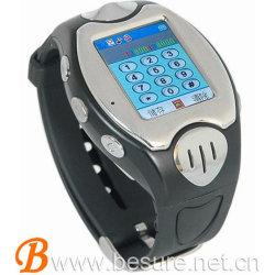 세계 (BS-MW09)에 있는 가장 작은 이동 전화 시계