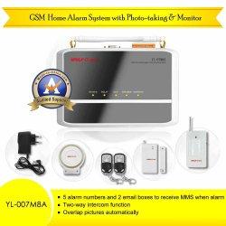 MMS Camera Rz (YL-007M8A)를 가진 GPRS GSM Security Alarm System