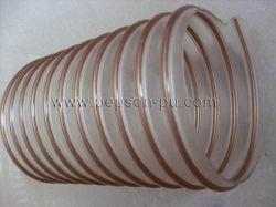 PU гибкие воздуховоды шланг для керамической промышленности