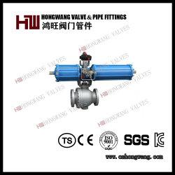 스테인리스 스틸 공압 플랜지 볼 밸브 플로트 플랜지 볼 밸브 CF8m API 플랜지 플로팅 2인치 볼 밸브