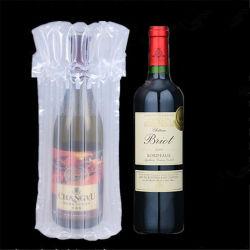 المصنع السعر المباشر فقاعة العواميد القابلة للانتفاخ زجاجة الخمر الوسادة الهوائية بأسعار رخيصة
