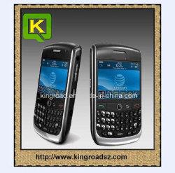 Telefoon 8900 van Phone&Cell van XLMobile Dubbel SIM WiFi pvc van het Koper van TV JavaPE In de schede gestoken Ondergrondse Kabel