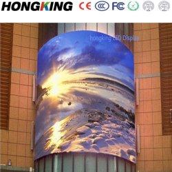 A poupança de energia 50% Alto Brilho 6500CD piscina P8 Todas as cores da placa de LED de baixa potência