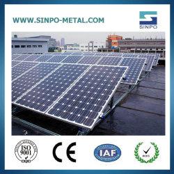 Toit plat chambre du système de montage solaire Système solaire Solution Entreprise Solutions solaire