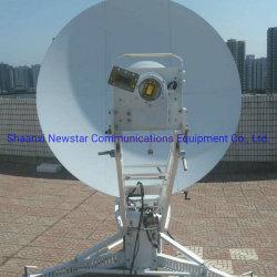 هوائي تلقائي يعمل بطبق استقبال بث الأقمار الصناعية 1.8 م Ku Band Offset