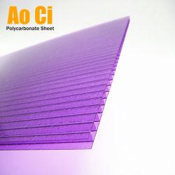 Het duidelijke Blad van het Dakwerk van de Comités van het Blad PC van de Zon van het Polycarbonaat Plastic